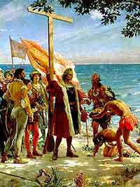 the impact of columbuss arrival on the new world On columbus day it is appropriate to discuss christopher columbus's legacy critics seem emboldened on the day we recognize the famous mariner's arrival in the new world.
